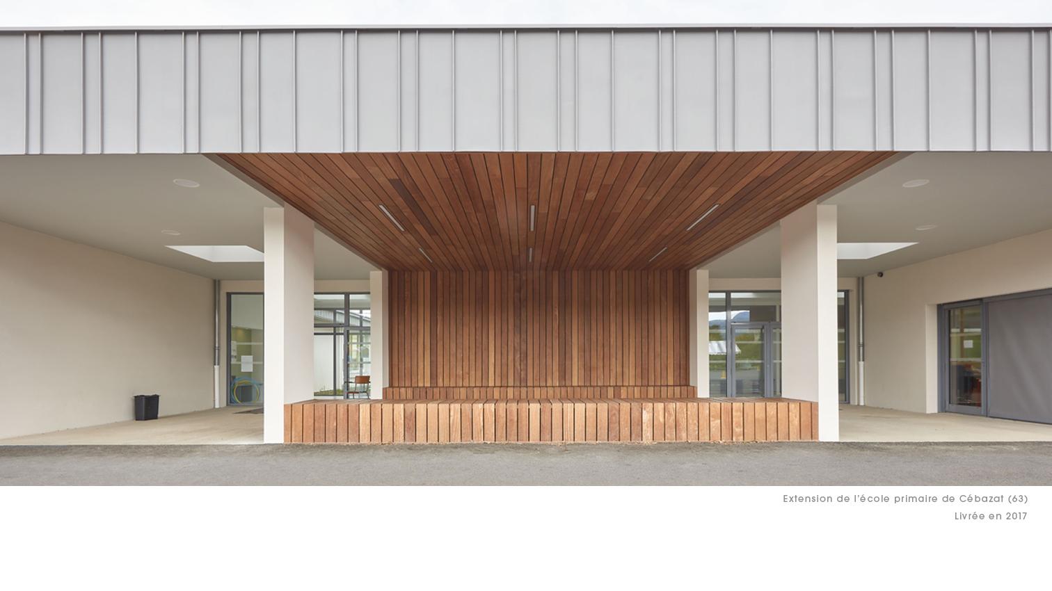 illustration - projet réalisé par Atelier d'architecture Casa