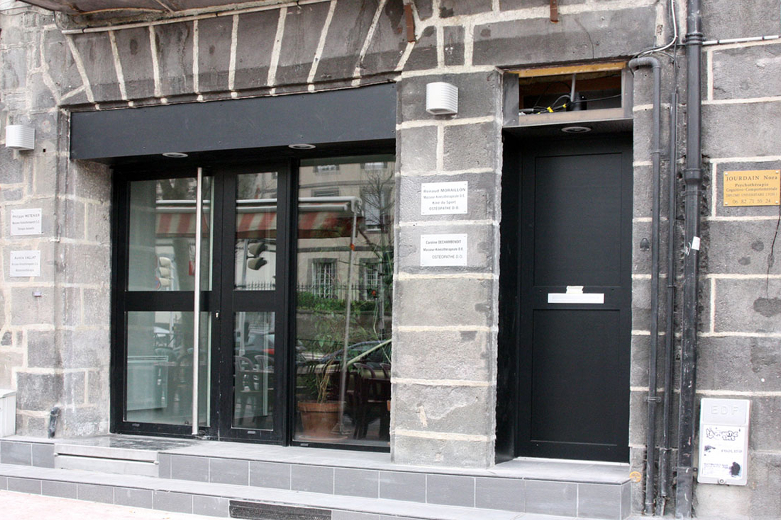 Galerie atelier casa atelier d 39 architecture agence d - Cabinet dentaire mutualiste clermont ferrand ...