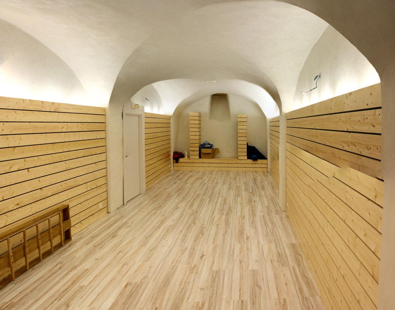 Galerie atelier casa atelier d 39 architecture agence d - Cabinet ophtalmologie clermont ferrand ...
