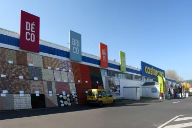 Revitalisation du magasin Castorama