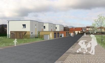 Construction de 6 logements locatif social